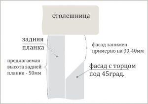 zagib-stol